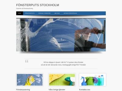 www.fönsterputsistockholm.nu