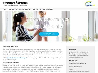 www.fönsterputsåkersberga.se