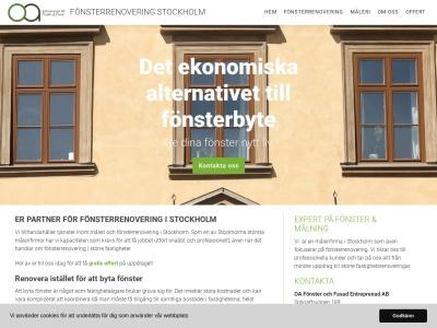 www.fönsterrenoveringstockholm.com