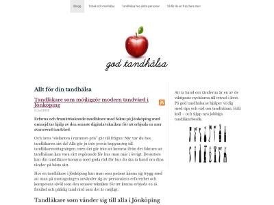 www.godtandhälsa.se