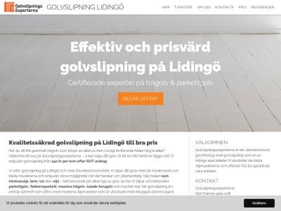 www.golvslipninglidingö.se