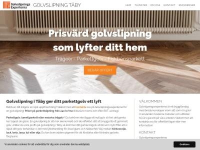 www.golvslipningtäby.net