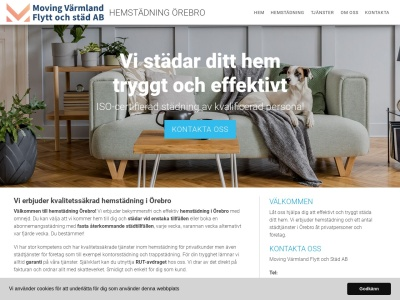 www.hemstädningörebro.se