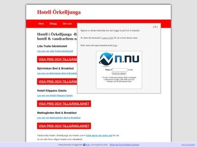 www.hotellörkelljunga.se