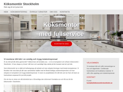 www.köksmontörstockholm.se