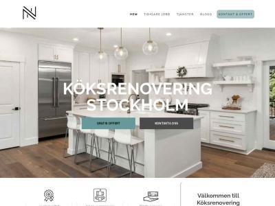 www.köksrenoveringstockholm.biz
