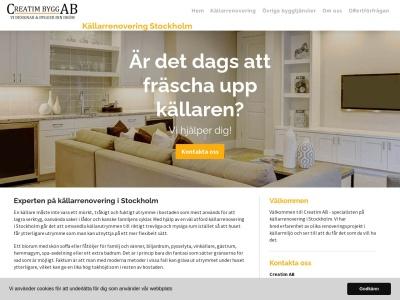 www.källarrenoveringstockholm.se