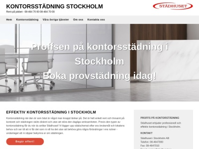 www.kontorsstädningistockholm.nu
