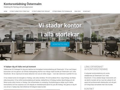 www.kontorsstädningöstermalm.se