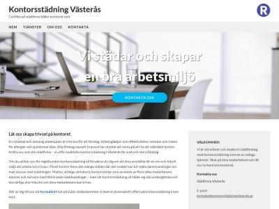 www.kontorsstädningvästerås.se
