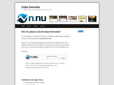 www.köpahemsida.net
