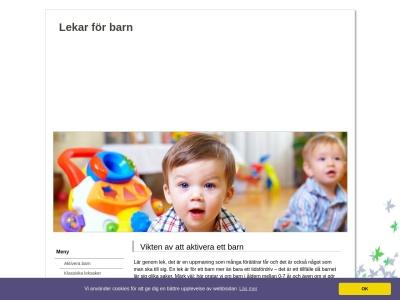www.lekarförbarn.se