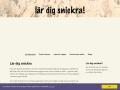 www.lärdigsnickra.se