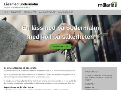www.låssmedsödermalm.nu