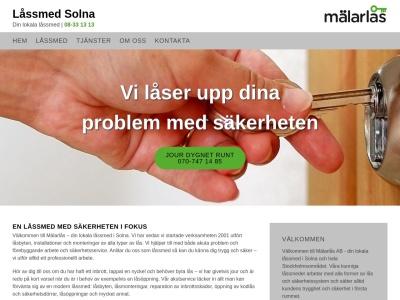 www.låssmedsolna.se