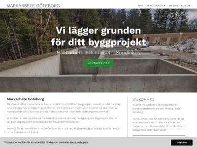 www.markarbetegöteborg.se
