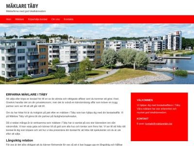 www.mäklaretäby.biz