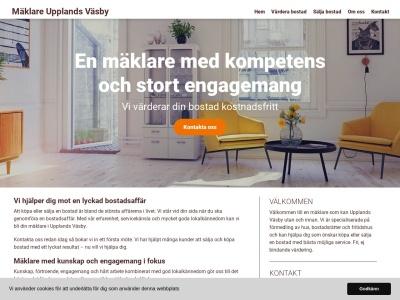 www.mäklareupplandsväsby.net