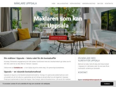www.mäklareuppsala.biz