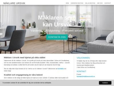 www.mäklareursvik.se