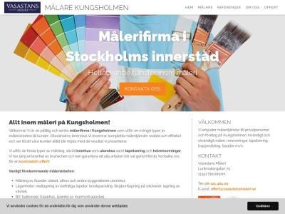 www.målarekungsholmen.nu