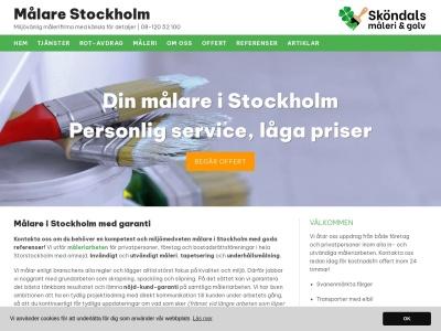 www.målarenstockholm.se