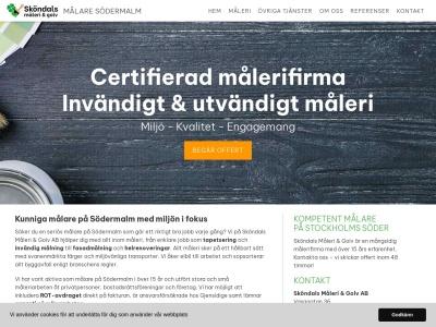 www.målaresödermalm.se