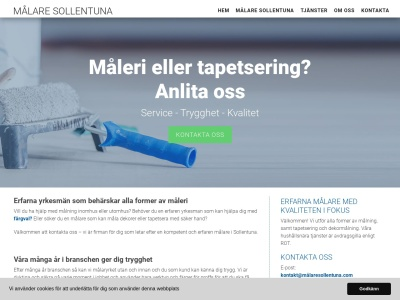 www.målaresollentuna.com