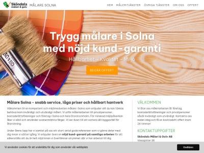 www.målaresolna.biz