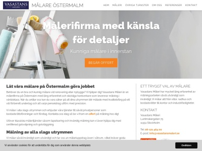 www.målareöstermalm.se