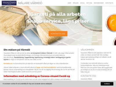 www.målarevärmdö.se