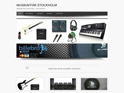www.musikaffärstockholm.nu