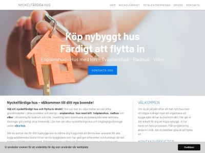 www.nyckelfärdigahus.nu