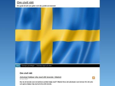 www.omcivilrätt.se