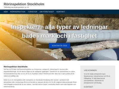 www.rörinspektionstockholm.se