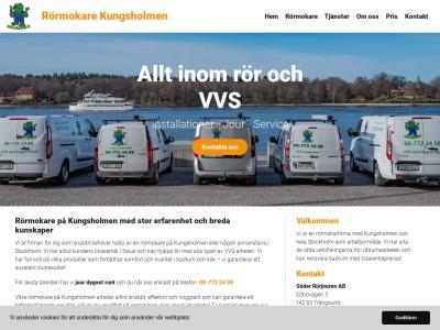 www.rörmokarekungsholmen.nu