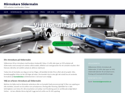 www.rörmokaresödermalm.nu