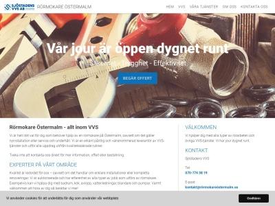 www.rörmokareöstermalm.se
