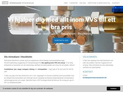 www.rörmokarestockholm.biz