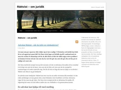 www.rättvist.se