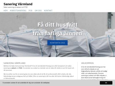 www.saneringvärmland.se