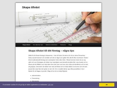 www.skapatillväxt.se
