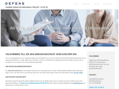 www.skilsmässoadvokat.se