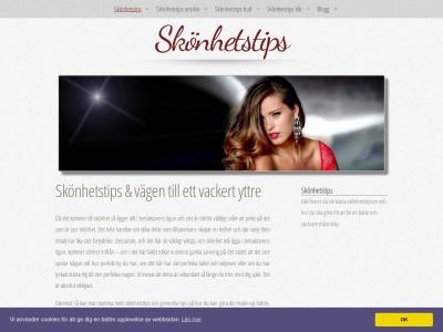 www.skönhetstips.nu