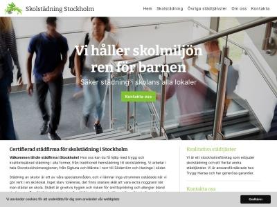 www.skolstädningstockholm.se