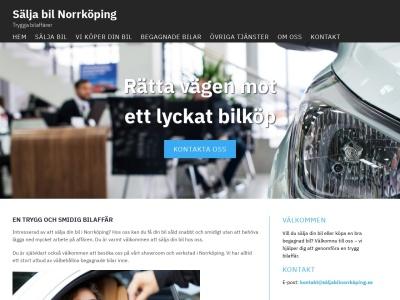 www.säljabilnorrköping.se