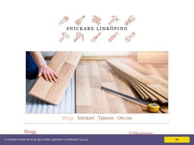 www.snickare-linköping.se
