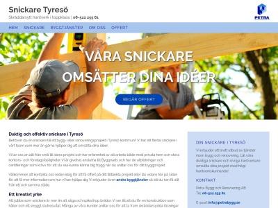 www.snickaretyresö.se
