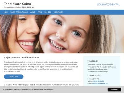 www.solnatandläkarna.se