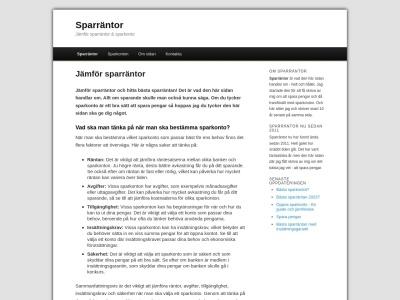 www.sparräntor.nu